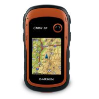 Garmin eTrex 20x GPS, Eastern Europe-GA-010-01508-02