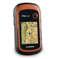 Garmin eTrex 20x GPS, Eastern Europe + Topo Drive Hellas-GA-010-01508-AD