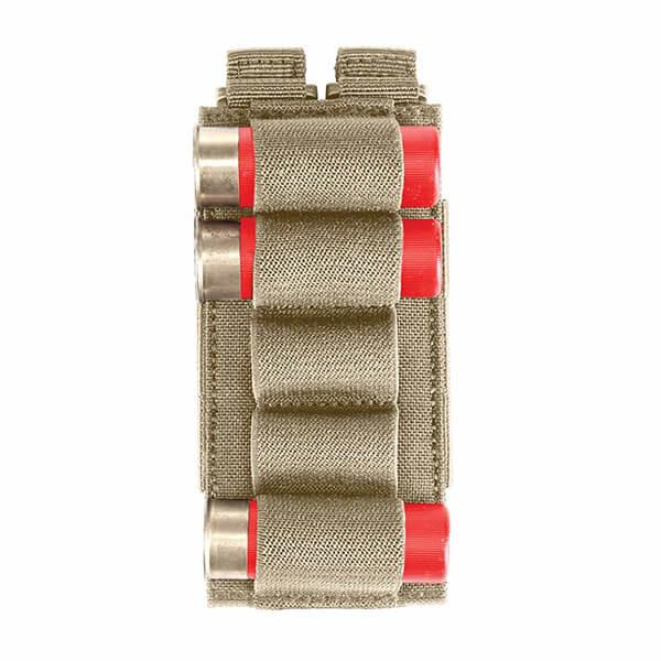 ΘΗΚΗ ΓΙΑ ΦΥΣΙΓΓΙΑ 5.11 VTAC® 5-ROUND SHOTGUN BANDOLIER-SANDSTONE