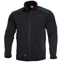 ZAKETA FLEECE PENTAGON AMINTOR ΜΑΥΡΗ