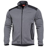 ZAKETA FLEECE PENTAGON AMINTOR WOLF GREY