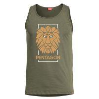 ΜΠΛΟΥΖΑΚΙ PENTAGON ASTIR LION OLIVE