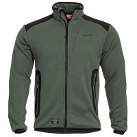 ZAKETA FLEECE PENTAGON AMINTOR CAMO GREEN - K08028.06CG