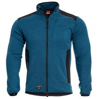 ZAKETA FLEECE PENTAGON AMINTOR LIBERTY BLUE - K08028.28