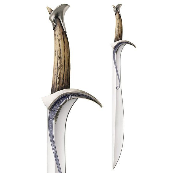 THE HOBBIT ORCRIST THE SWORD OF THORIN OAKENSHIELD UNITED CUTLERY - UC2928