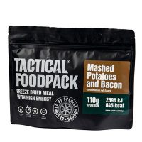 ΓΕΥΜΑ ΕΚΤΑΚΤΟΥ ΑΝΑΓΚΗΣ TACTICAL FOODPACK - MASHED POTATOES AND BACON
